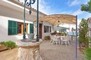 Ferienhaus für Familien in Can Picafort mit Strandnähe und Grillgelegenheit