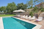 Urlaubsfinca mit Pool für Familien bei Santa Margalida
