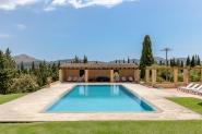 Stilvolle Eventfinca mit 8 Suiten und 7 Gärten