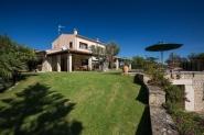 Villa mit eigenem Weinanbau, Olivenbäumen und Pool bei Inca