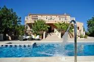 Traumhafte Finca mit Balibett, Pool, Sauna & Jacuzzi