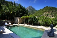 Romantische Steilküste-urig rustikal und gemütlich, privater Pool, BBQ, TV, Wifi