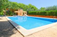 Ruhige typische mallorquinische Finca- Wifi, TV, AC, privater Pool, Sonnenterrasse