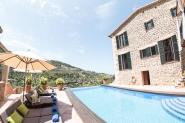Romantisches Ferienhaus mit tollem Außenbereich