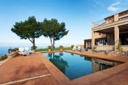 Designvilla-atemberaubender Meerblick, hochklassige Ausstattung, privater Pool