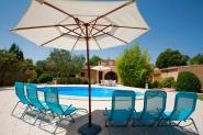 Finca mit Klimaanlage und privatem Pool