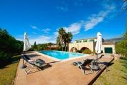 Gemütliche Ferien-Finca mit großem Pool und Garten im Nordwesten von Mallorca