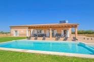 Ferienhaus für 6 Personen-3 Schlafzimmer, Terrasse, Privater Pool, Internet