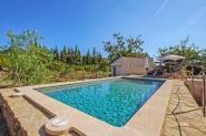 Ruhige Ferien-Finca mit privatem Pool und Garten - ideal für Familien