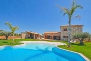Finca für 9 Personen-4 Schlafzimmer, 27000qm, Garten, Privater Pool