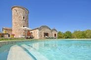 Ferienhaus für 4 Personen-Pool, Klimaanlage, Internet