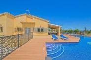 Ferienhaus für 6 Personen-3 Schlafzimmer, privater Pool, Internet, TV