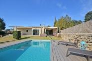 Finca Deu Petit mit privatem Pool und ökologischem Garten in Inca.