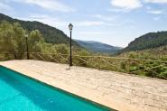 Traumhafte Finca mit großem Pool u. Panoramablick - für 16 (+2) Personen