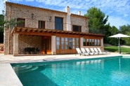 Große Finca für 8 (+2) Personen mit privatem Pool und schönem Garten
