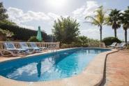 Finca für 6 (+2) Personen mit Panoramablick und privatem Pool
