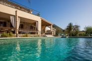 Moderne Ferien-Finca mit großem, privatem Pool und Garten - im Norden von Mallorca