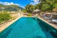 Ruhige Finca mit privatem Pool, Panoramasicht und Klimaanlage - für 6 (+1) Personen