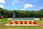 Gemütliche Finca nahe Santanyi mit privatem Pool und Garten - in ruhiger Alleinlage