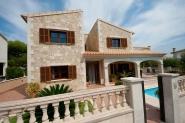 Ferienhaus im Nordosten Mallorcas - standnah am Meer - mit Privat-Pool