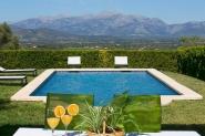 Herrliche Finca mit privatem Pool und traumhaftem Panoramablick