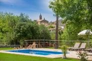 Gemütliche Finca für 4 (+1) Personen mit Privat-Pool, Garten & Außenküche