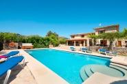 Fantastische Finca-Landhaus mit großem, privatem Pool und Jacuzzi im Norden Mallorcas