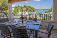 Einfaches Ferienhaus ohne Pool mit Meerblick im Osten Mallorcas