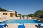 Gemütliche Finca in Pollensa mit Pool und Panoramablick für 6 Personen