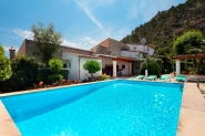 Gemütliche Ferienhaus-Finca mit privatem Pool und Klimaanlage