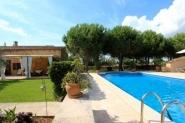 Traumhafte Finca für 8 Personen mit Garten und Pool
