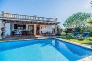Finca mit Pool und Tischtennisplatte für 5 Personen in Pollensa