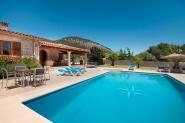 Bezaubernde Finca mit Pool und Blick auf den Puig Maria