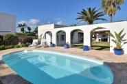 Villa mit privatem Pool in der Nähe des Yachthafens