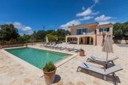 Finca für 10 Personen mit großer Terrasse, Pool und tollen Aussichten