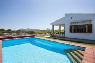 Schönes Haus für 8 Personen mit Pool, Klimaanlage und Meerblick-