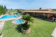 Finca für 6 Personen mit privatem Pool, Tennisplatz und Aussen-Whirlpool