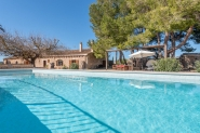 Moderne Finca mit Pool für 6 Personen in Sant Llorenç
