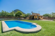 Finca mit Garten und Pool für 2 Personen