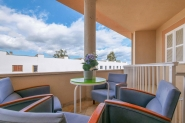 Modernes Apartment in Puerto de Alcudia in Strandnähe und mit Balkon